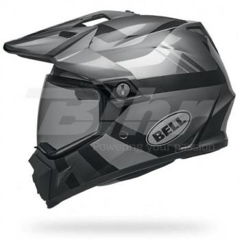Casque BELL MX-9 Adventure MIPS Matte/Gloss Blackout taille XL