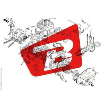 Pièce SAV YOSHIMURA Silencieux de rechange RS4 inox/alu casquette carbone Suzuki RM-Z450