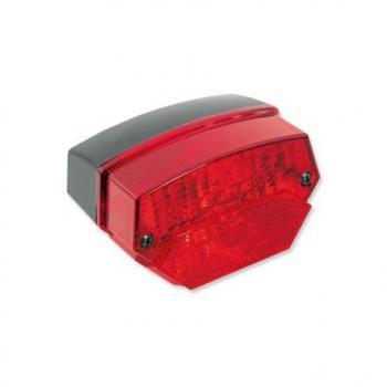 Feu arrière V PARTS type origine rouge Honda CRE Six 50