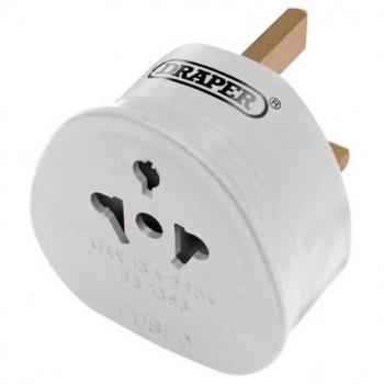 Adaptateur prise électrique DRAPER conversion UK EU