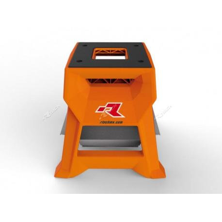 Lève moto TT RACETECH R15 orange