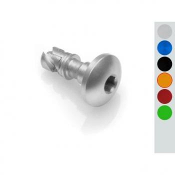 Kit vis attache rapide LIGHTECH or alu (10 pièces) Aprilia Rsv1000R