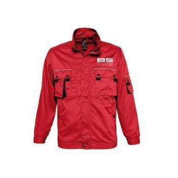 Veste BS rouge Taille XL
