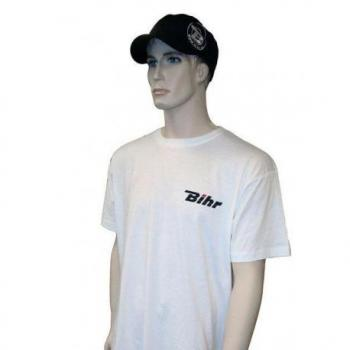 T-shirt BIHR Blanc 150g coton - taille XXL