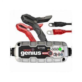 Chargeur de batterie NOCO Genius G1100 lithium 6/12V 1,1A 40Ah / 5 achetés 1 offert