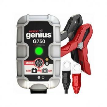 Chargeur de batterie NOCO Genius G750 6/12V 0,75A 30Ah / 5 achetés 1 offert