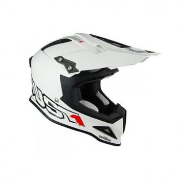 Casque JUST1 J12 Solid White taille L