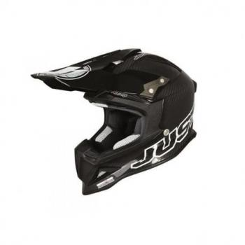 Casque JUST1 J12 Solid Carbon taille L