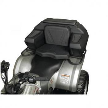 Coffre arrière KOLPIN Traveller quad noir