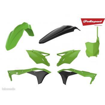 Kit plastique polisport 250 kxf 17-20