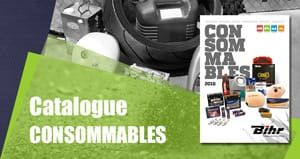 CATALOGUE CONSOMMABLES